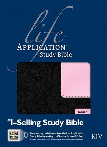 9781414363455: Life Application Study Bible KJV, TuTone