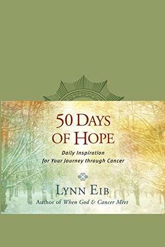 9781414364490: 50 Days of Hope: Daily Inspiration for Your Journey through Cancer