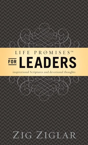 9781414364629: Life Promises for Leaders: Inspirational Scriptures and Devotional Thoughts