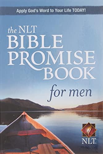 9781414364872: NLT Bible Promise Book for Men, The (NLT Bible Promise Books)