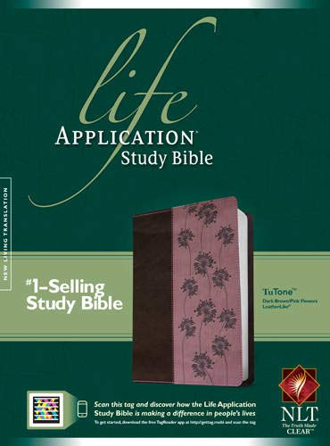 Life Application Study Bible-Nlt (Leather): Tyndale House Publishers