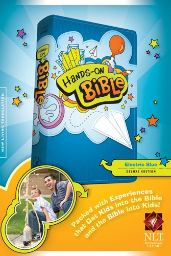 Hands-On Bible Updated Edition NLT