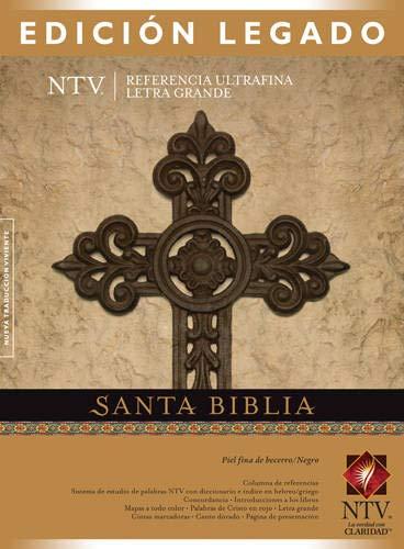9781414368382: Santa Biblia Edicion de Referencia Ultrafina-Ntv-Letra Grande