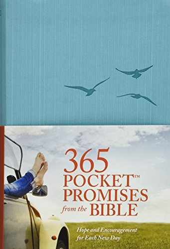 9781414369860: 365 Pocket Promises from the Bible: Hope and Encouragement for Each New Day