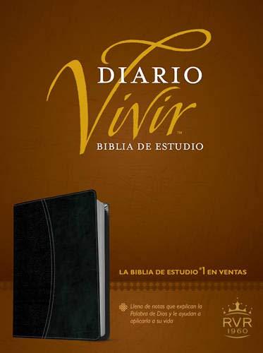 9781414372969: Biblia de Estudio Diario Vivir-Rvr 1960
