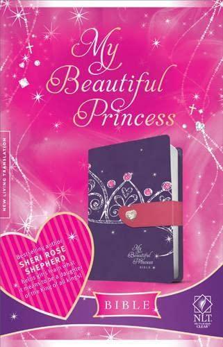 9781414375717: My Beautiful Princess Bible NLT, TuTone