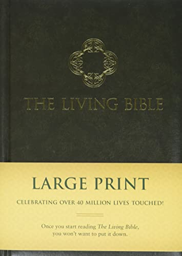 The Living Bible Large Print Edition Format: Book