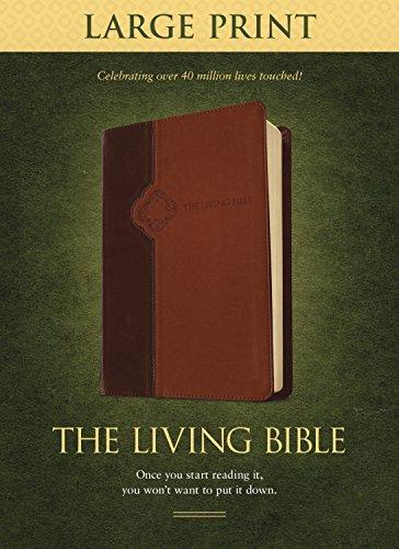 Living Bible-LIV-Large Print