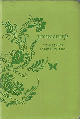 9781414380865: Abundant Life Devotional