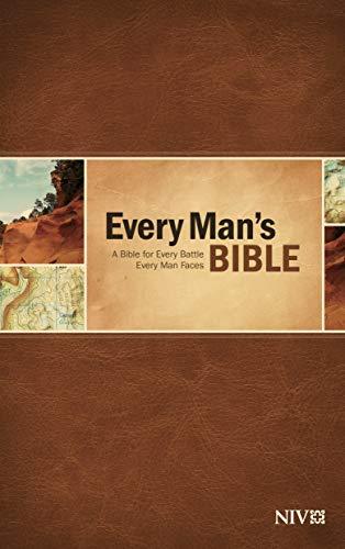 9781414381053: Every Man's Bible NIV