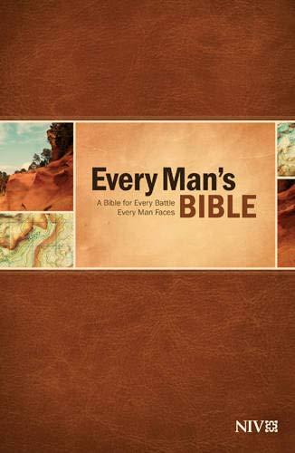 9781414381091: Every Man's Bible NIV
