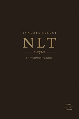 9781414381558: Tyndale Select NLT: Select Reference Edition