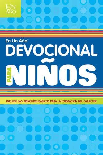 9781414383569: Devocional en un año para niños (Ano) (Spanish Edition)