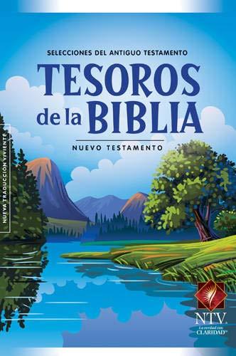9781414387499: Tesoros de la Biblia NTV: NT con selecciones del Antiguo Testamento (Spanish Edition)