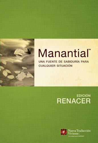 9781414387512: Manantial (Edición renacer): Una fuente de sabiduría para cualquier situación (Manantial / Touchpoints) (Spanish Edition)