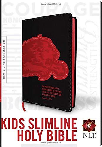 9781414387710: Kids Slimline Bible NLT, TuTone
