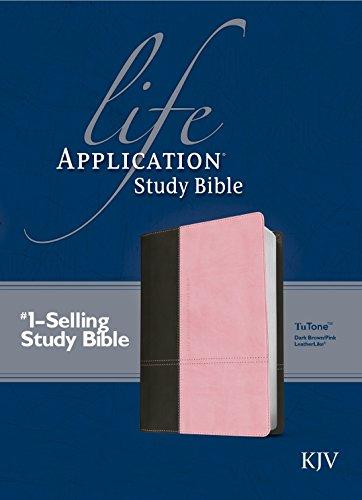 9781414391069: Life Application Study Bible KJV, TuTone