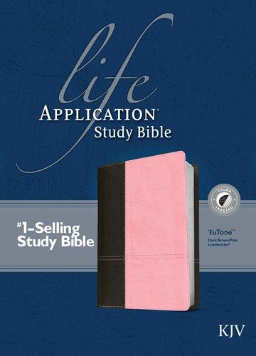 9781414391076: Life Application Study Bible KJV, TuTone