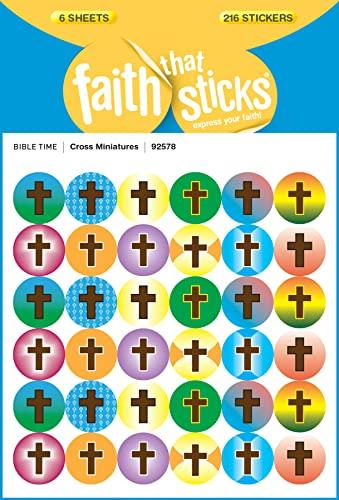 9781414392578: Cross Miniatures (Faith That Sticks)