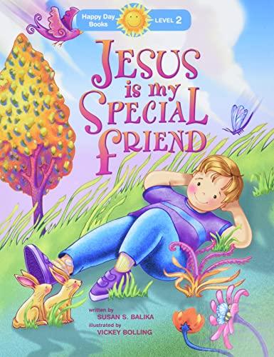 9781414392943: Jesus Is My Special Friend (Happy Day)