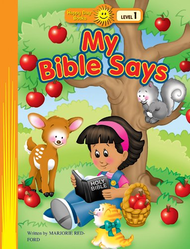 9781414393018: My Bible Says (Happy Day)