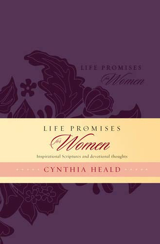 9781414393643: Life Promises for Women: Inspirational Scriptures and Devotional Thoughts