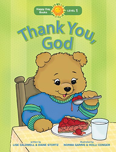 9781414394138: Thank You, God (Happy Day)