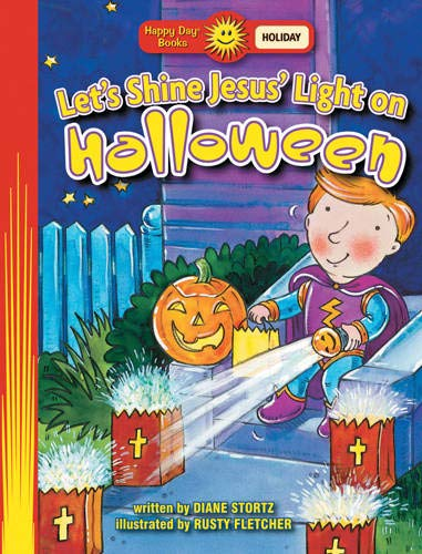9781414394206: Let's Shine Jesus' Light on Halloween (Happy Day)