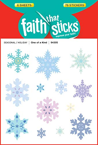 9781414394305: One of a Kind (Faith That Sticks Stickers)