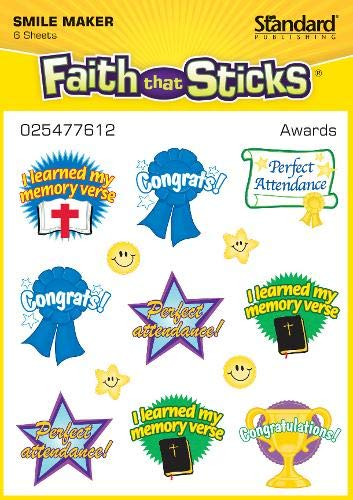9781414395098: Awards (Faith That Sticks Stickers)