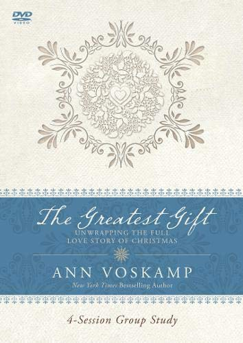 9781414397184: The Greatest Gift DVD: Unwrapping the Full Love Story of Christmas