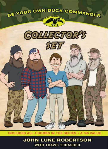 9781414398174: Be Your Own Duck Commander Collector's Set