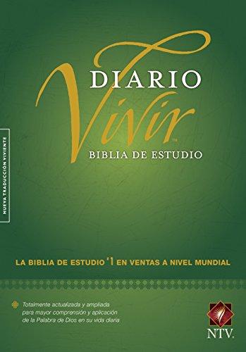 9781414398198: Biblia de Estudio del Diario Vivir-Ntv
