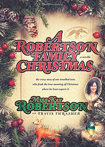 A Robertson Family Christmas Format: Book