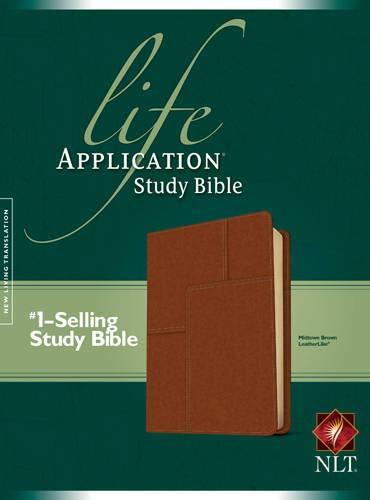 9781414398488: Life Application Study Bible NLT