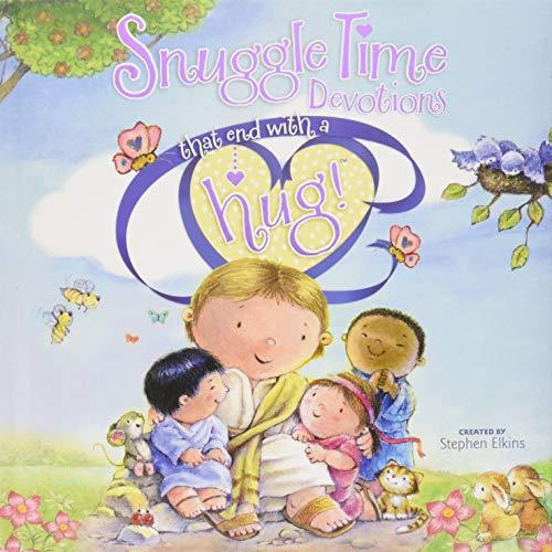 9781414399485: Snuggle Time Devotions That End with a Hug! (Share-A-Hug!)