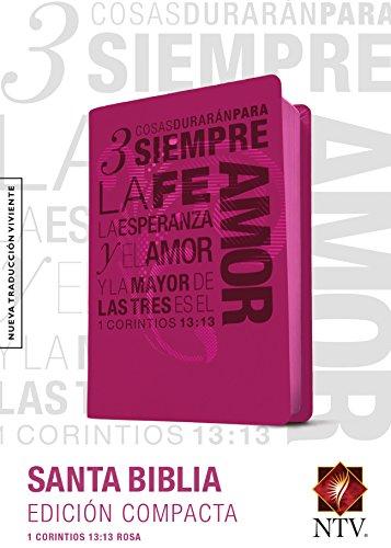 Santa Biblia NTV, Edición compacta, 1 Corintios