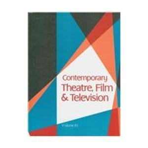 Contemporary Theatre, Film And Television: 83 (Contemporary Theatre, Film, & Television)