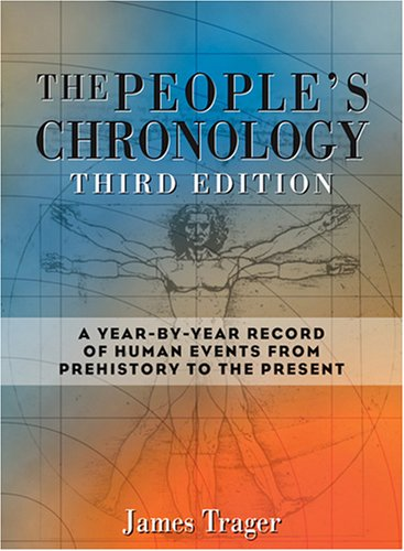 9781414401409: The People's Chronology (Gale Non Series E-Books)