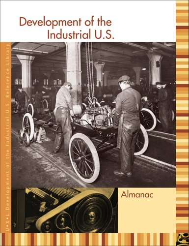 Development of the Industrial U.S. Reference Library: Almanac: Sonia G. Benson