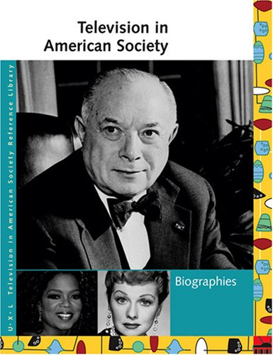 Television in American Society Reference Library: Biographies: Hillstorm, Laurie Collier