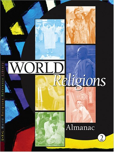 World Relgions Reference Library: Almanac (World Religions: J. Sydney Jones