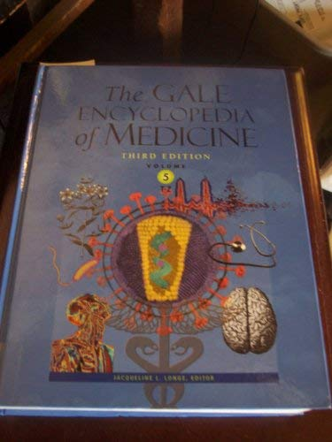 9781414403731: The Gale Encyclopedia of Medicine (Volume Five) (volume 5)