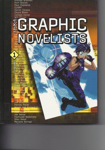 U-X-L Graphic Novelists 1: Tom Pendergast, Sara