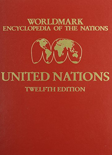 9781414410890: Worldmark Encyclopedia of the Nations