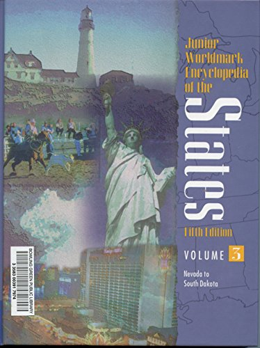9781414411101: Junior Worldmark Encyclopedia of the States