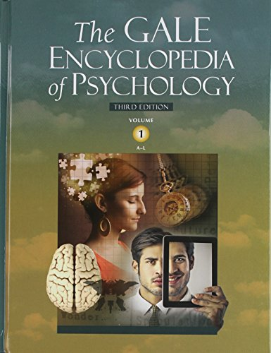 9781414412047: The Gale Encyclopedia of Psychology