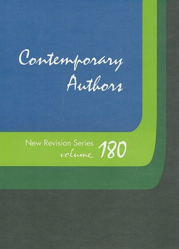 Contemporary Authors New Revision, Volume 180 (Hardback)