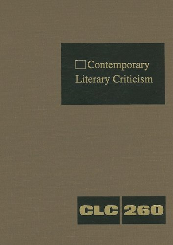 9781414419367: 260: Contemporary Literary Criticism: Excerpts from Criticism of the Works of Today's Novelists, Poets, Playwrights, Short Story Writers, Scriptwriters, & Other Creative Writers
