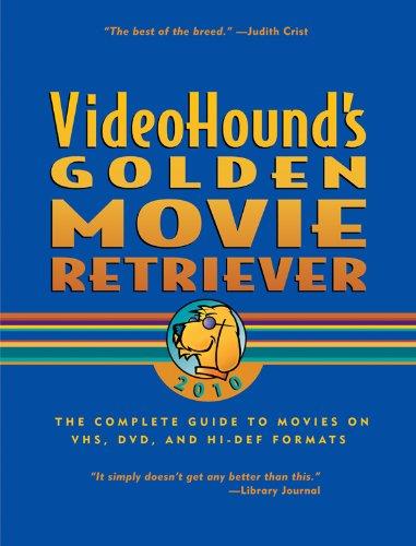 9781414422183: Videohound's Golden Movie Retriever 2010 (Videohound's Golden Movie Retriever)
